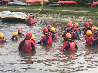 Llandysul Paddlers and vets
